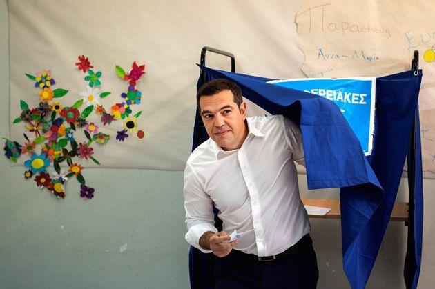 elecciones tsipras ldquo primer rdquo syriza ministro ciento