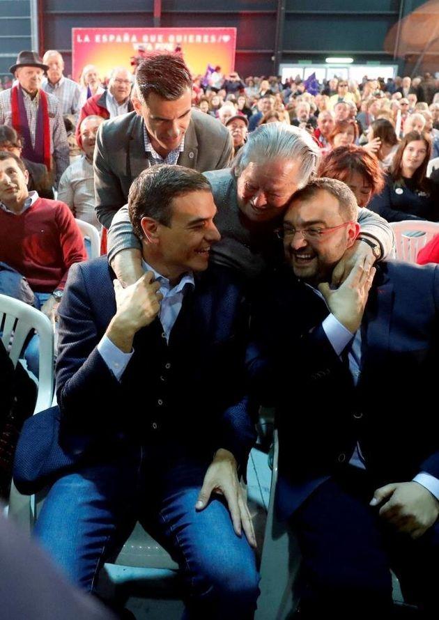 El PSOE gana en Asturias con 20