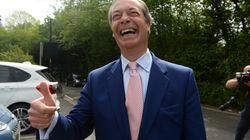 Gran Bretagna, prima proiezione: Farage al 32%, Tory