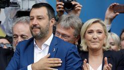 El 'sorpasso' de Le Pen y Salvini y otros 6 datos de las europeas que deberías