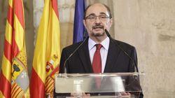El PSOE de Lambán se impone en Aragón, pero el PP podría