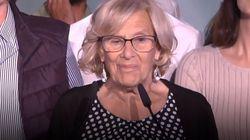 Manuela Carmena no será alcaldesa y así se