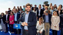 López Miras (PP) mantendrá la presidencia de Murcia con el apoyo de C's y