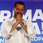 Elezioni europee, proiezioni: Lega 32,9%, Pd 22,2%, M5s