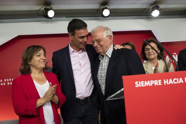 El PSOE gana el 26-M pero la derecha 'reconquista'