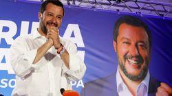 L'extrême droite de Matteo Salvini en tête aux européennes en