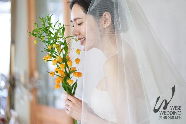 추자현-우효광 부부가 결혼식 앞두고 웨딩화보를