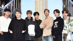 BTS 팬들이 '강호동 백정' 뉴욕지점에 악평을 퍼붓고