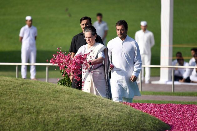 Rahul Gandhi Warns Against Dictatorships While Paying Homage To Nehru On 55th Death