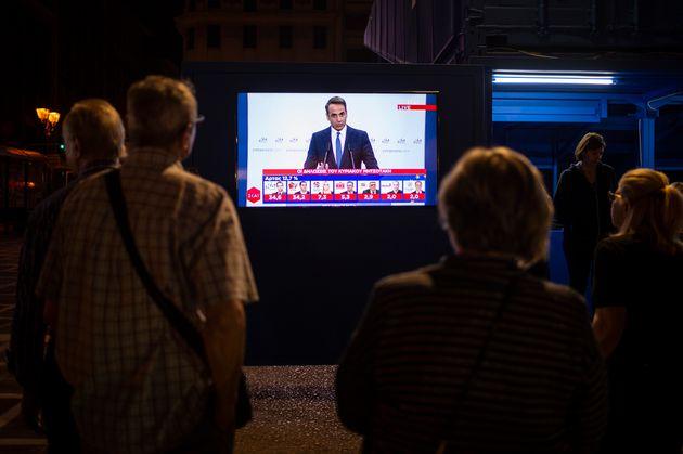 Ευρωεκλογές 2019: Τα αποτελέσματα και οι έδρες που κερδίζουν τα