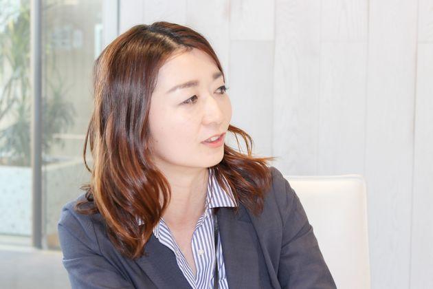 印藤 千絵。株式会社 USEN ICT