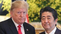 트럼프가 북한과 이란을 향해 대화의 손짓을