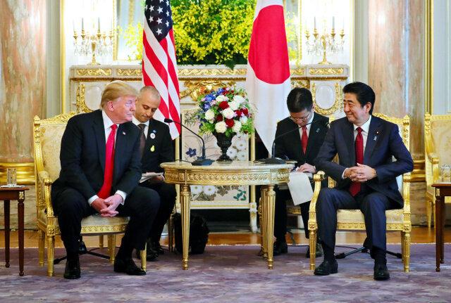 トランプ氏、貿易交渉について「8月に素晴らしい発表」【日米首脳会談】
