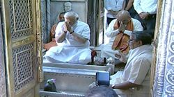 Modi Visits Varanasi To Thank Voters, Offers Prayers At Kashi Vishwanath