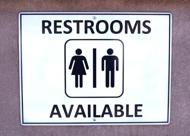 公衆トイレのイメージ。