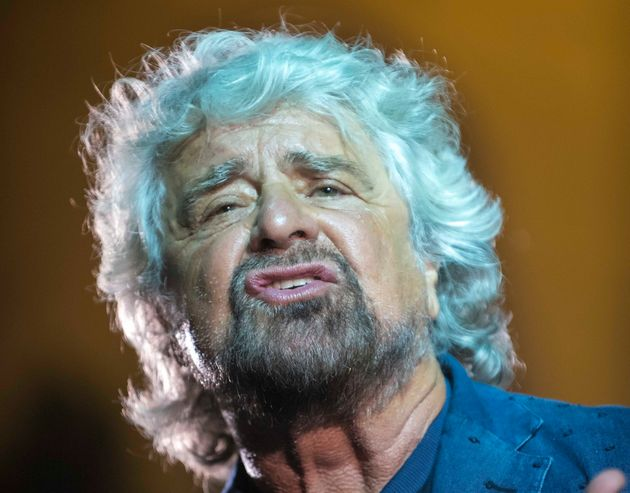 Beppe Grillo sulle europee: