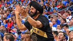 An Indo-Canadian Sports Fan Was Targeted With A Racist Tweet. Then The Tweeter
