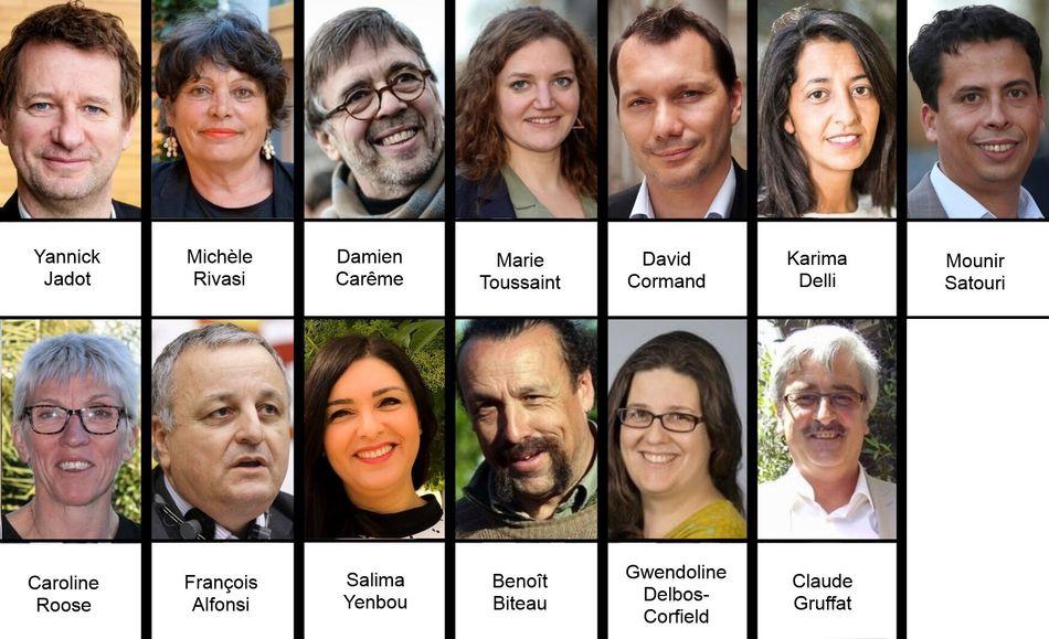 Europe Ecologie aura 13 élus, dont un gelé le temps du Brexit.