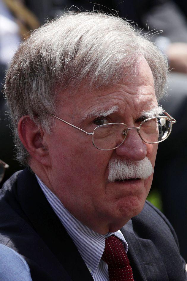 북한 외무성 대변인이 존 볼턴 미국 백악관 국가안보보좌관을