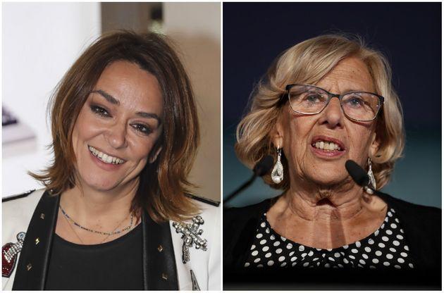 La valoración de Toñi Moreno sobre Manuela Carmena tras perder la alcaldía de