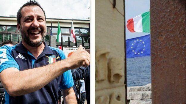 La Lega sfonda in Sicilia, passa da 0,8% a 20%. A Lampedusa al