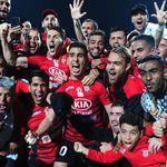 Football : l'USM Alger sacré champion d'Algérie pour la 8e