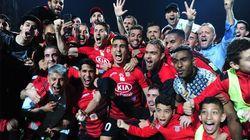 Football : l'USMA reçoit le bouclier de champion d'Algérie