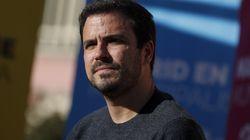 Garzón agradece el apoyo a sus votantes y muchos se acuerdan de la misma