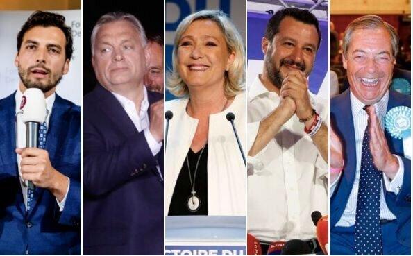 Résultats des européennes 2019: les populistes confortent leur position au