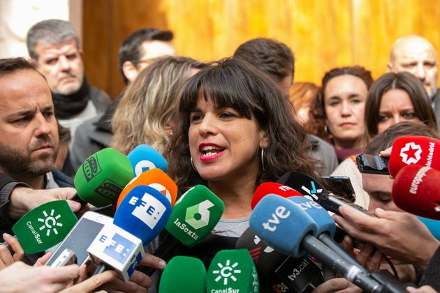 Teresa Rodríguez carga contra Monedero y Podemos Andalucía llama a un