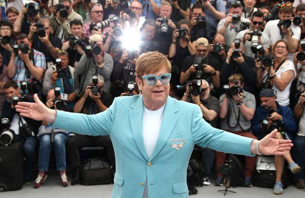 Elton John a milité pour qu'il y ait du sexe et de la drogue dans
