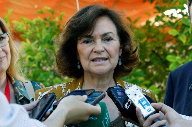 Calvo emplaza al PP y a Ciudadanos a frenar a