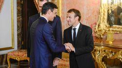 ¿De qué van a hablar Sánchez y Macron en su cena en