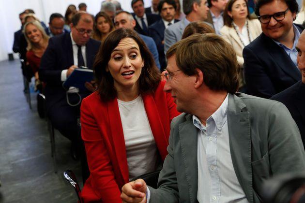 Almeida no descarta darle concejalías a Vox y ofrecerle la vicealcaldía a