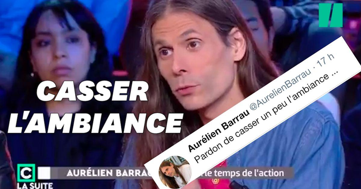 European Results 2019: The EELV score does not calm Aurélien Barrau
