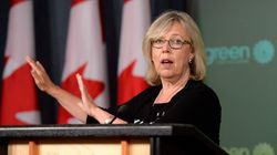 Elizabeth May Plans To 'Turn Off The Taps To Oil