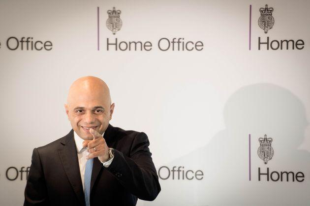 Sajid Javid, UK's Pak-Origin Home Secretary, Announces Bid To Replace Theresa May As Tory