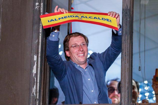 21 promesas de Martínez-Almeida como alcalde de