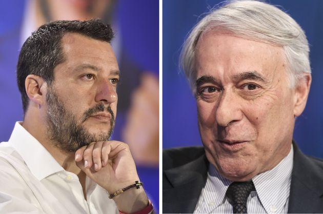 Giuliano Pisapia batte Matteo Salvini a