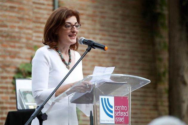 Maite Pagaza, eurodiputada de