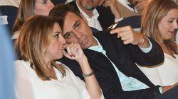 Reunión secreta de Susana Díaz y Pedro Sánchez en