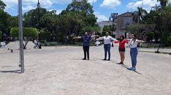 Μεξικό: Σπάνιο ηλιακό φαινόμενο εξαφάνισε τις σκιές των
