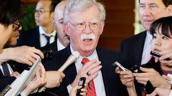North Korea Calls John Bolton 'War Monger' Over Missile