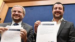 Bruxelles rovina la festa di Salvini e fa schizzare lo spread: