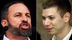 Guerra en Twitter entre Abascal y el hijo de Netanyahu por Ceuta y Melilla: