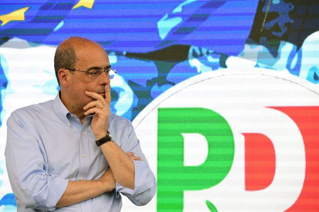 """Zingaretti: """"È la strada giusta"""". Renziani divisi, solo Giachetti alza i"""