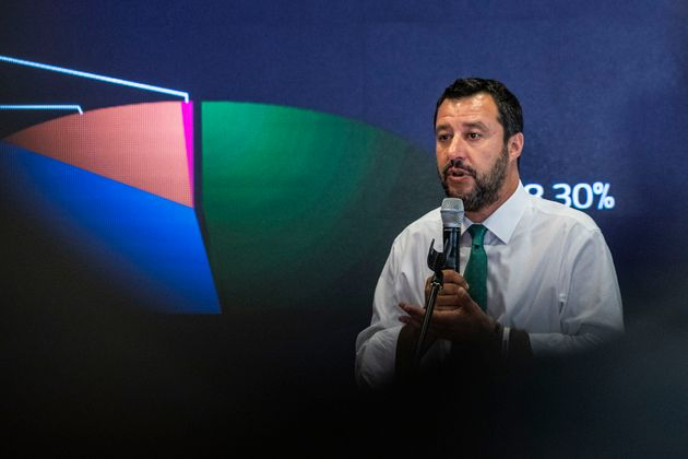 b61c83174f5e Il potere di Salvini | L'HuffPost