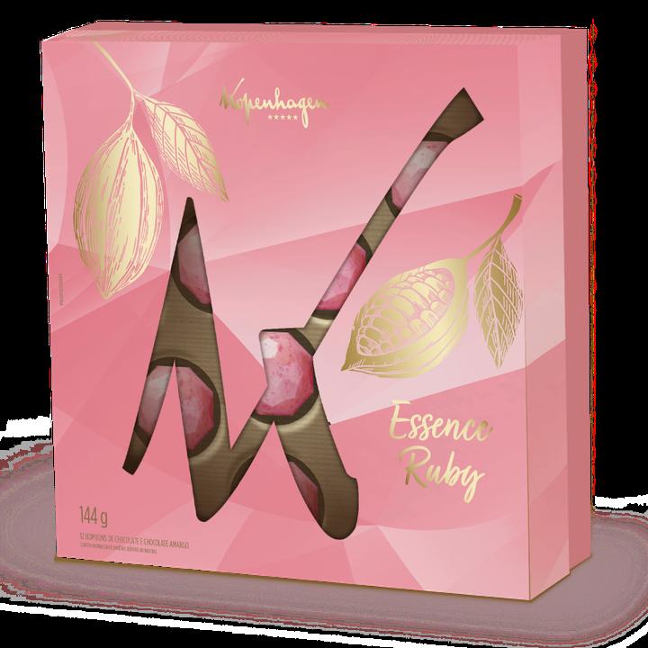 Que tal um chocolate diferente para seu amor?
