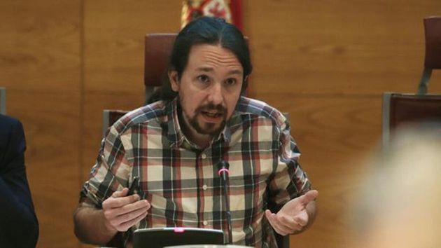 Unidas Podemos registra grupo propio en el Senado con la ayuda del