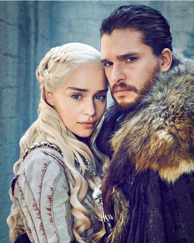 Cena decisiva entre os personagens Jon Snow e Daenerys foi um dos momentos mais controversos do episódio...